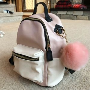 Mini backpack purse / bag